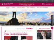 Cabinet d'avocat droit des société paris