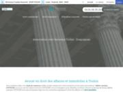 Cabinet d'avocat en droit immobilier Toulon