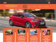 Agence Aymen Car Services, Location de voiture à Alger en Algérie