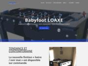 Expert en création et rénovation de babyfoot