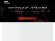 Back2guitar - blog pour les musiciens qui veulent progresser à la guitare