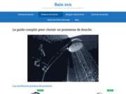 Bain-zen.fr Équipement & Accessoires pour douche et baignoire