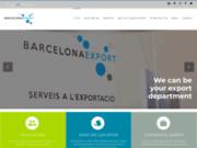 Barcelona Export, conseil à l'exportation