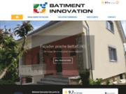 Bâtiment Innovation : ravalement de façade et isolation thermique près de Belfort