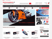 Le specialiste de la batterie moto - batteriedemoto.fr