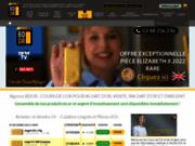 Agence BDOR - Achat & Vente d'Or - Cours de l'Or et de l'Argent - Pièces et Lingot d'Or