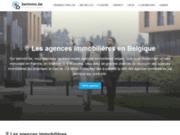 Beimmo : les agences immobilières de Belgique