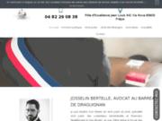 Cabinet d'avocat Lexstone Avocats au Barreau de Draguignan