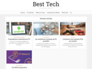Besttech : Boutique de tablette tactile
