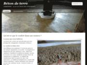 Construction, le béton de terre pour ajouter de l'inertie dans votre bâtiment