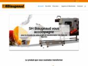 SH Biaugeaud: transformation des fruits et légumes