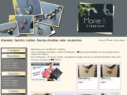 Bijoux Fantaisie Marie B. Créations