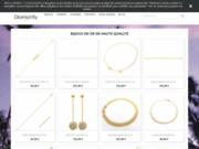 Plus de 4500 bijoux en or : du collier au bracelet