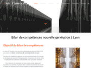 AV Consulting : Bilan de compétences à Lyon