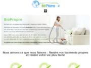 Entreprise de nettoyage à Namur