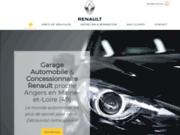 BL Auto, garage et concession Renault et Dacia près d'Angers