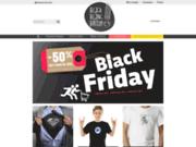 T shirts bretons humoristiques Adultes et Enfants - Black Blanc Breizh