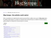 Blogsympa.com : meilleur blogue très captivant