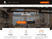 Bo châssis : le spécialiste de vente et pose de châssis de qualité à Bruxelles