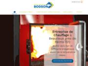Bodson Génie Climatique - artisan chauffagiste dans l'Aisne