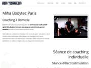 Coach en electro-stimulation à Paris