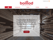 Boillod Construction Bois à Orchamps-Vennes