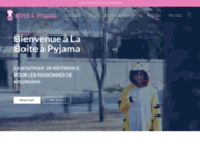 Boîte à Pyjama, votre boutique du pyjama