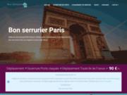 Serrurier pas cher à Paris