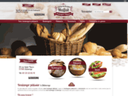 Boulangerie pâtisserie artisanale à Aubevoye