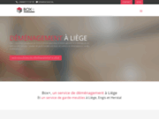 Box de stockage et garde meuble à Liège