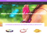 Bracelet Chakra en Pierres Naturelles Bracelet Chakra Shop