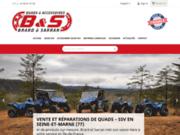 BRARD ET SARRAN - Spécialiste quads et accessoires