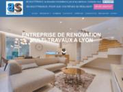 Rénovation intérieure à Lyon