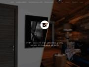 BYB7 - lames de bois adhésives