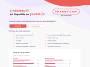 C-nouveau blog spécialisé des nouveautés et concepts innovants