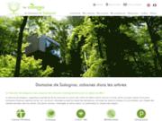Cabanes de Salagnac : votre hébergement insolite pour dormir dans les arbres en Nouvelle Aquitaine