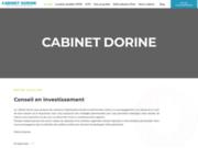 Cabinet Dorine, gestion de patrimoine & conseil en investissements
