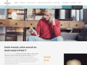 Consultez le site de votre avocat en droit social à Paris 7