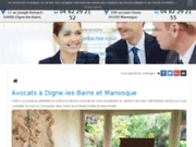 Avocats à Manosque, cabinet Tartanson