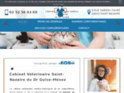 Clinique de vétérinaire à  Saint-Nazaire