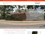 Kinésithérapeute à Gembloux - Cabinet DE CLERCK