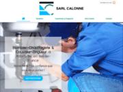 SARL Calonne à Alfortville, entreprise de plomberie et couverture