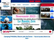 Camping Eléovic 4 étoiles à Préfailles - Pornic