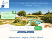 Camping normadie fanal
