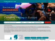Réservation de campings en France