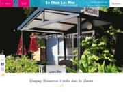 Camping En Chon Les Pins