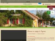 Camping carpodrome l'etang de la Fougeraie