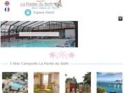 Camping La Parée du Both, camping 3 étoiles en Vendée
