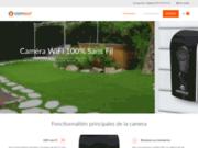 Camsur - Caméra de Surveillance WiFi Sans Fil
