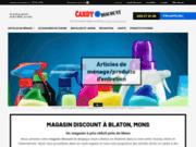 Magasin discount déstockage Blaton Tournai